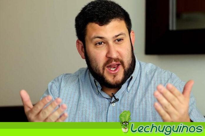 David Smolansky ve con júbilo sanciones de la UE contra Venezuela