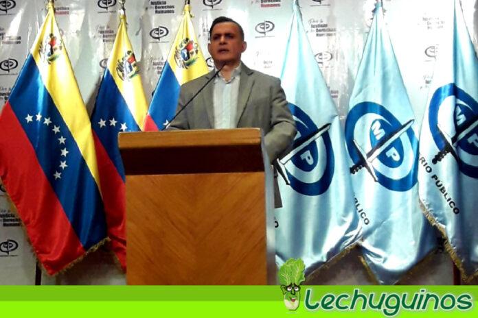Fiscalía abre investigación contra Guaidó por secuestro de recursos para vacunas contra la COVID-19 Tarek William Saab