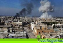 EEUU bombardea Siria a cinco semanas de la llegada de Biden al poder