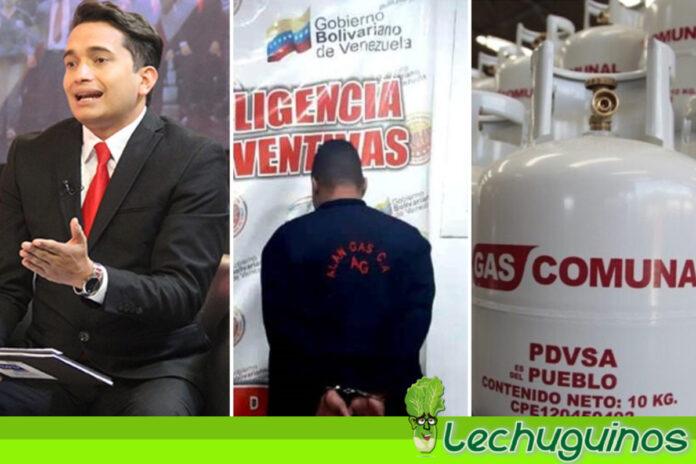 Empresario opositor de gas estaba cuadrado con Jacob Grey para privatizar el servicio