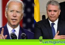Gobierno de Biden le exige a Duque aclarar asesinatos de líderes sociales