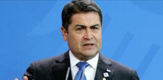 Investigan a presidente de Honduras por sus nexos con el narcotráfico Juan Orlando Hernández