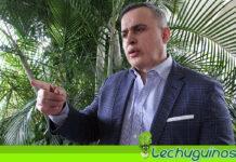 Tarek William Saab: no hubo acto violento vinculado a desaparición de Carlos Lanz