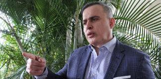 Tarek William Saab Fiscal General asegura que Misión de la ONU busca atacar Sistema Judicial Venezolano