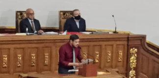 Vea como el diputado Ricardo González devela plan imperial para hacer sufrir al pueblo