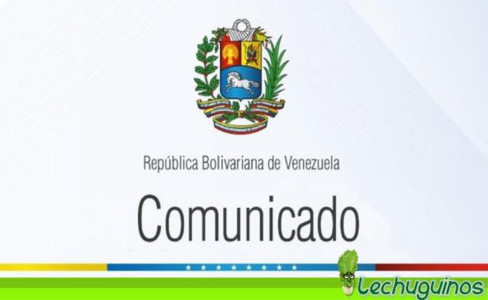 """cancilleria Venezuela rechaza informe de """"Misión Internacional"""" y asegura que busca entorpecer las relaciones (+COMUNICADO)"""