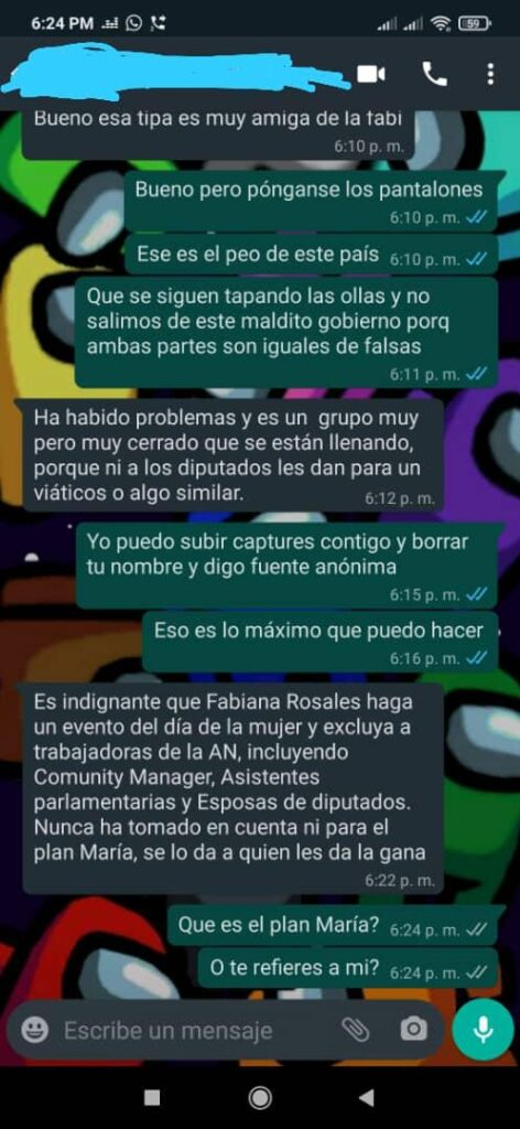 Fabiana Rosales, esposa de Guaidó, se habría robado 300mil dólares que Estados Unidos le dio para acto con las mujeres 1d9ddef3-008a-4900-9a93-f4994f55113c-472x1024