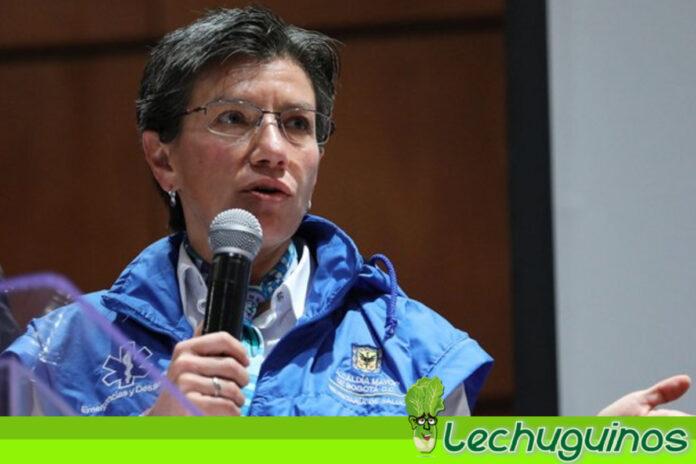 Alcaldesa de Bogotá agita bandera de la xenofobia contra los venezolanos