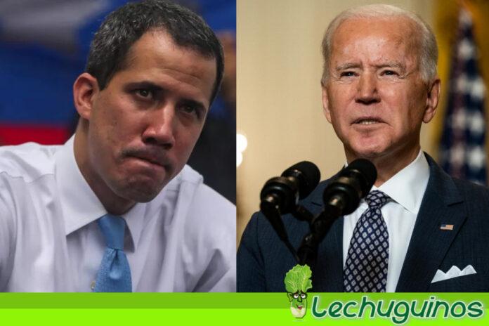 Asesor de Biden reconoció que Guaidó está mal en las encuestas