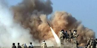 Atacan con cohetes base militar de EEUU en Irak