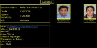 Detenido Norbey Antonio Marín Gil por incitación al odio y extorsión