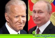 EEUU impone sanciones financieras y crediticias a Rusia Biden Putin