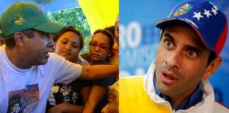 Henri Falcón y Henrique Capriles andan en campaña silenciosa para gobernaciones de Lara y Miranda
