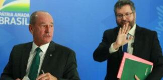 Renuncia Ministro de Defensa de Brasil en medio de la crisis por la pandemia