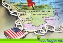 EEUU levanta algunas sanciones a Venezuela para para atender Covid-19 pero no para comprar vacunas
