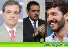 Tres opositores se echan cuchillo por la Alcaldía de Caracas