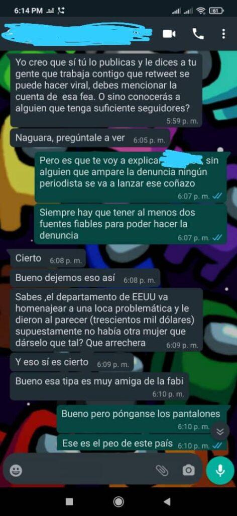 Fabiana Rosales, esposa de Guaidó, se habría robado 300mil dólares que Estados Unidos le dio para acto con las mujeres F873ea11-42d3-4d29-9b2c-b01f03435b9a-472x1024