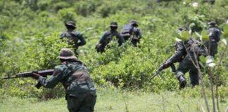 Fuerza Armada Nacional Bolivariana permanece en alerta en la frontera con Colombia