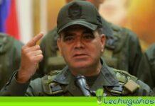 Padrino López repudió ataques contra la FANB por parte de criminales disfrazados de oposición