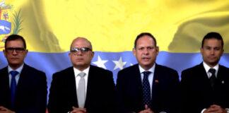 """""""Magistrados"""" imaginarios de Guaidó gozan de sueldo y seguro en miles de dólares"""