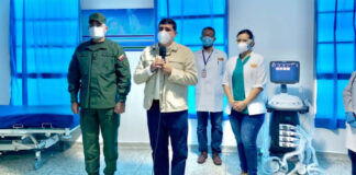 Activan moderna infraestructura hospitalaria en Mérida
