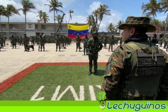 Ceballos: Infantería Bolivariana está presta para garantizar integridad de la Patria