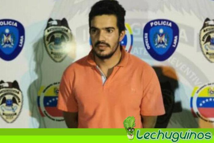 Detenido Raúl Pargas en Lara por golpear salvajemente a una mujer