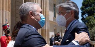 Duque y Lasso planean bombardear a Venezuela desde Colombia