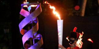 Encienden Antorcha Libertaria por los 200 años de la Batalla de Carabobo