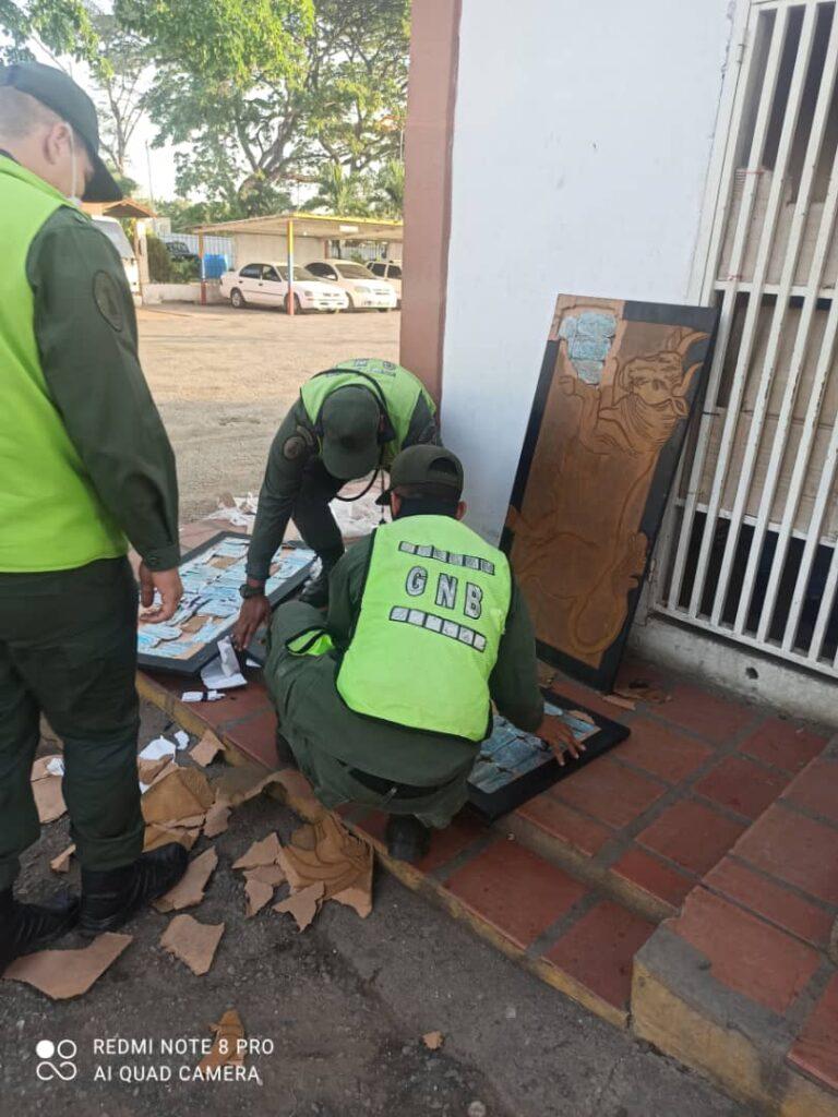 GNB incautó más de 7 kilos de marihuana en el estado Lara (2)