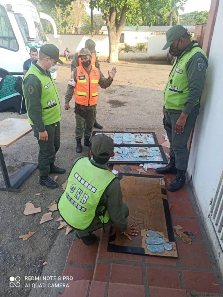 GNB incautó más de 7 kilos de marihuana en el estado Lara (3)