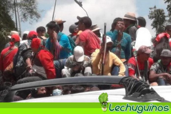 Grupo armado ataca a indígenas en el Cauca y se registran más de 20 heridos