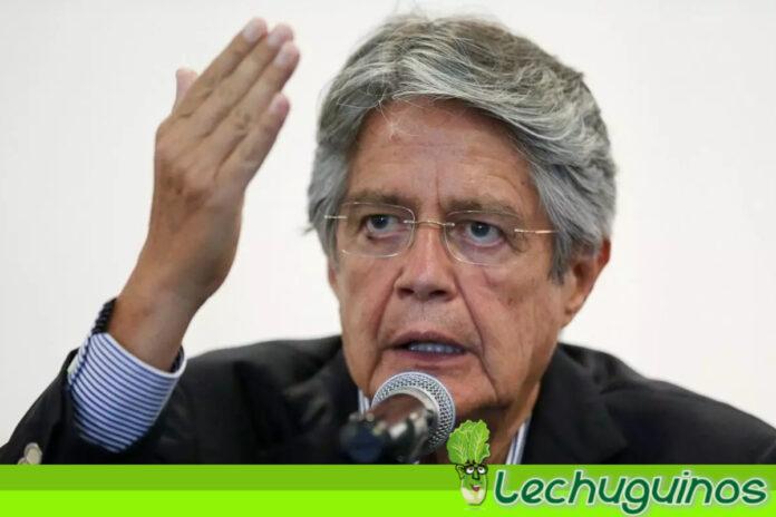 Guillermo Lasso justificó bombardeo de Colombia a Ecuador en el 2008