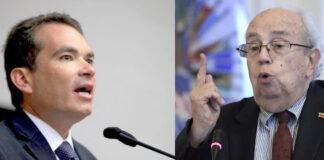 Gustavo Tarre y Tomas Guanipa tuvieron una pelea porque Guaidó suspendió sueldos en embajadas