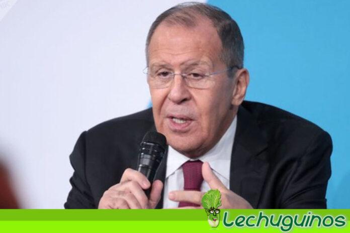 Lavrov advierte de que Rusia responderá a cualquier acción inamistosa de EEUU
