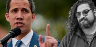 Pedófilo Willy Mckey era asesor de la presidencia imaginaria de Guaidó