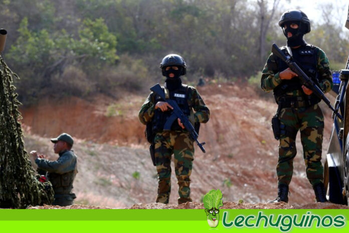 Armada Nacional se mantiene alerta en frontera con Colombia