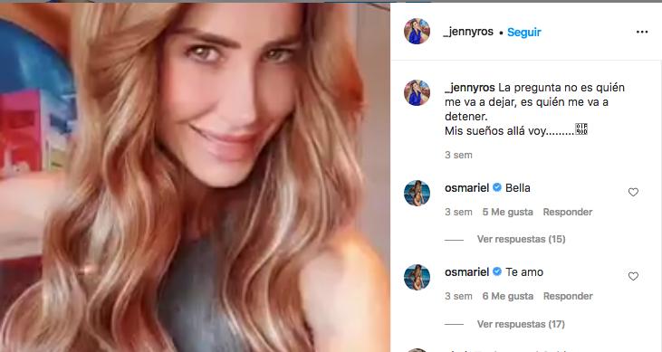 Osmariel Villalobos Jenny Rosales