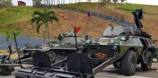 Más de 100 minas han sido desenterradas por la FANB en Apure