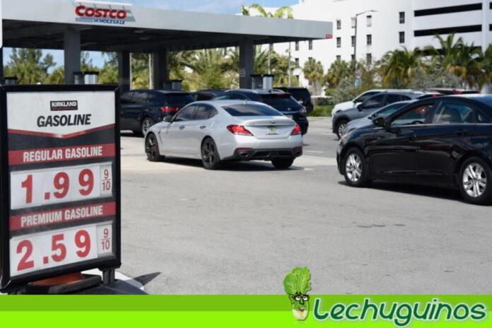 Decretan estado de emergencia en EEUU por escasez de combustible