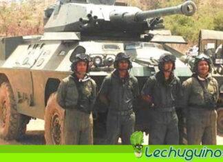 G/J Domingo Hernández: Fueron reparados 450 tanques militares que estaban en desuso