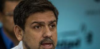 Carlos Ocariz asegura que en la oposición hay una enorme crisis de legitimidad