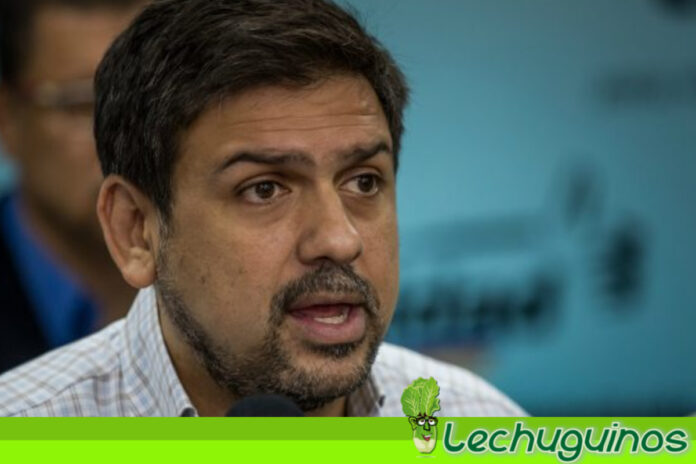 Carlos Ocariz pide a la oposición organizarse para participar en megaelecciones