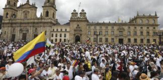 ONU señala que protestas en Colombia reflejan malestar social sin precedentes