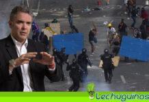 Duque sitiado por protestas y críticas a su manejo de la crisis en Colombia