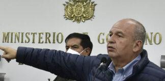 Exministro boliviano Arturo Murillo fue arrestado en EEUU por lavado de dinero