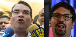 Extremistas de derecha se pliegan al diálogo entre el Gobierno y la oposición