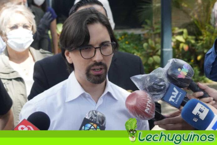 Vea como destrozaron a Freddy Guevara luego de negar reunión anunciada por Presidente Maduro