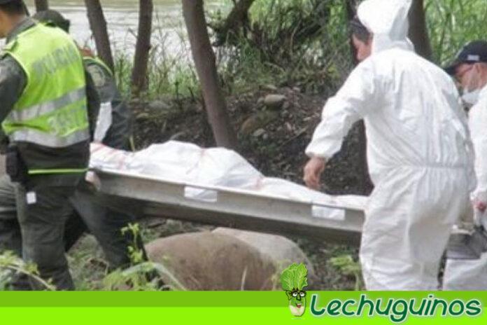 Graban a Policía de Duque arrojando cadáveres al río Cauca en Cali (