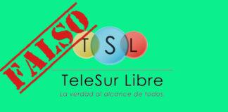 Guaidó lanza desde Miami una falsa TeleSUR para seguir robando